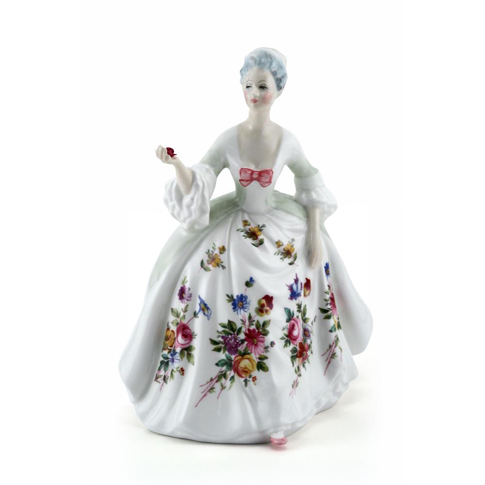 Diana HN2468 - Royal Doulton Figurine