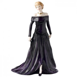 Diana Princess of Wales HN5066 - Royal Doulton Figurine