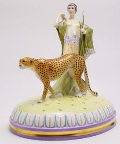 Diana the Huntress HN2829 - Royal Doulton Figurine