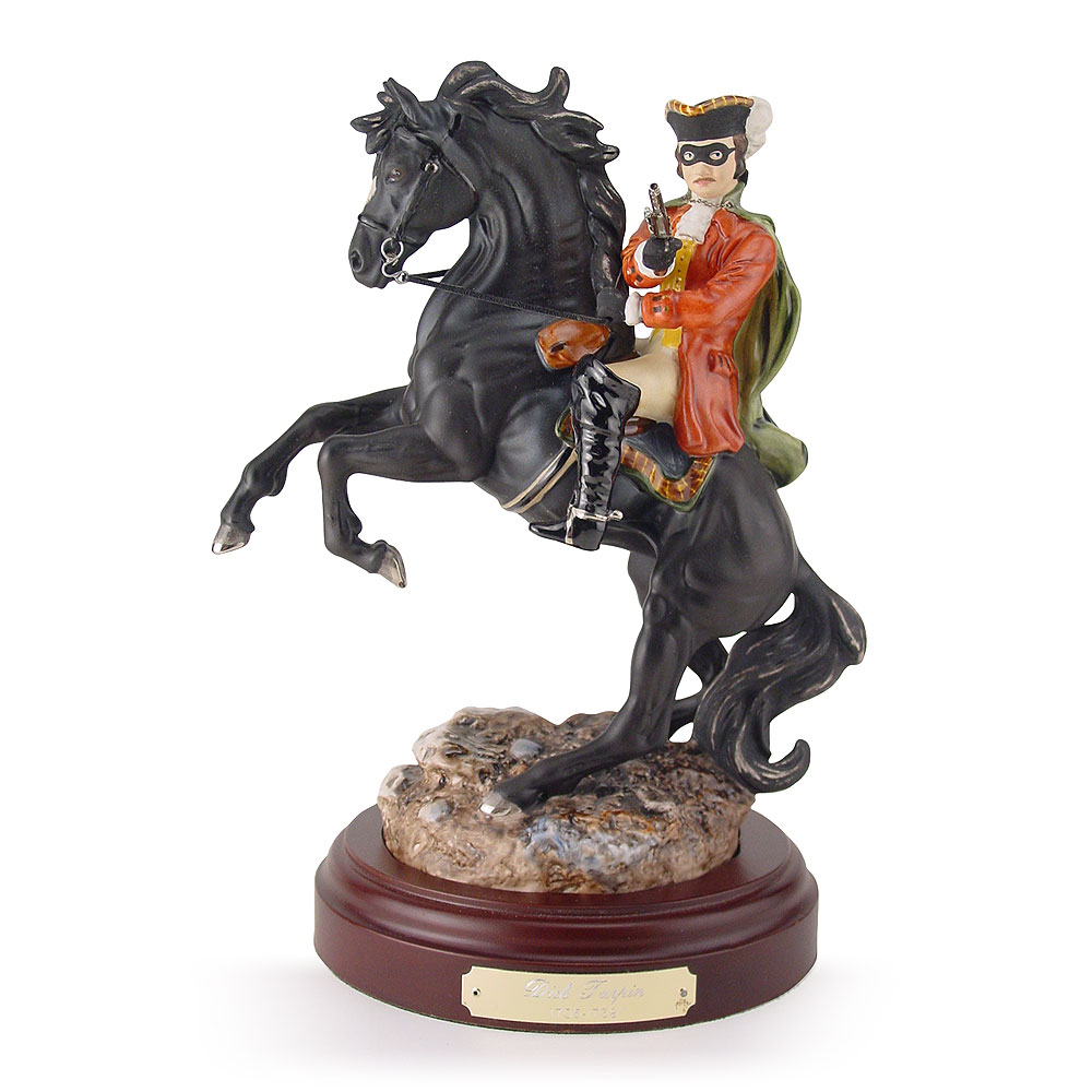 Dick Turpin HN3272 - Royal Doulton Figurine