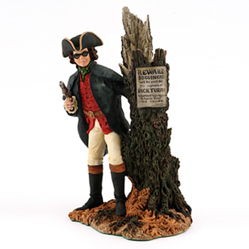 Dick Turpin HN3637 - Royal Doulton Figurine