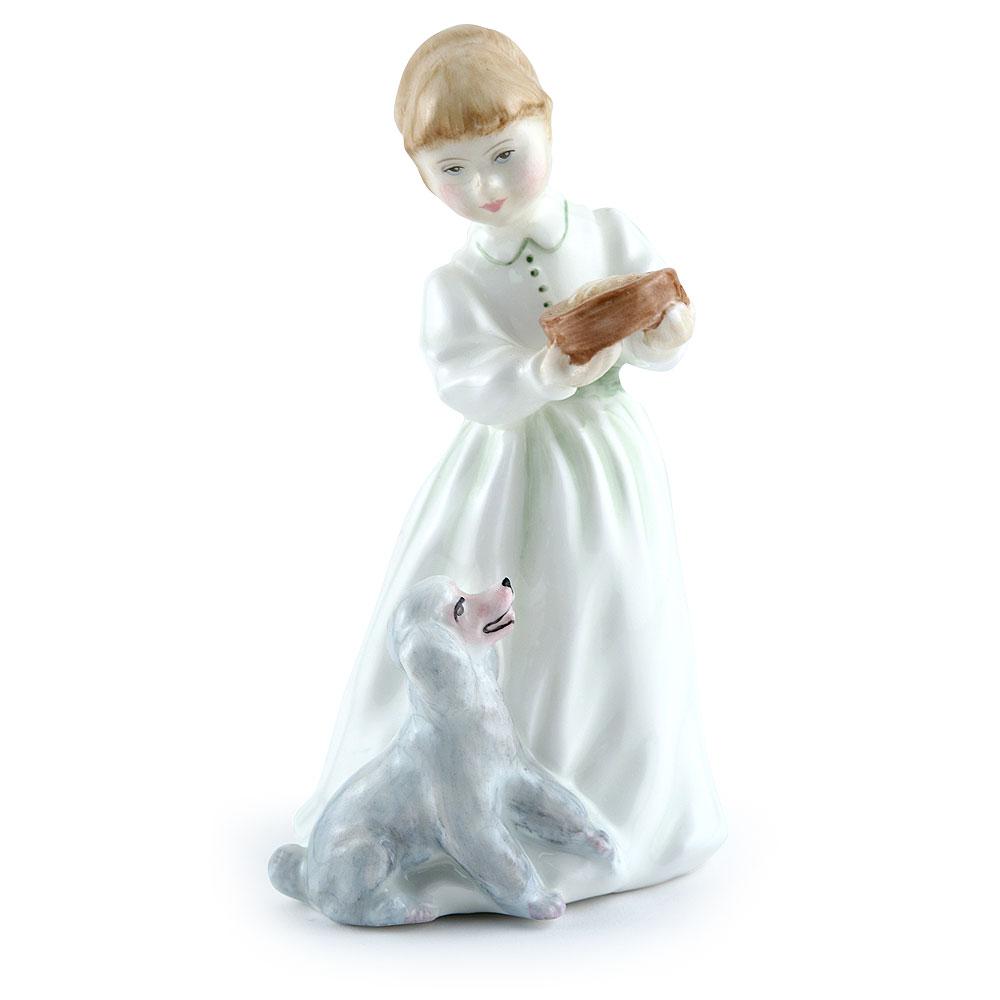 Dinnertime HN3726 - Royal Doulton Figurine