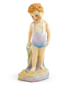 Do You Wonder Where Fairies Are... HN1544 - Royal Doulton Figurine