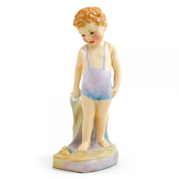 Do You Wonder Where Fairies Are... HN1544 - Royal Doulton Figurine