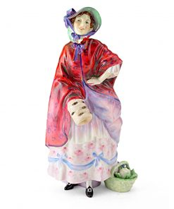 Dolly Vardon HN1514 - Royal Doulton Figurine
