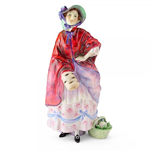Dolly Vardon HN1514 - Royal Doulton Figurine