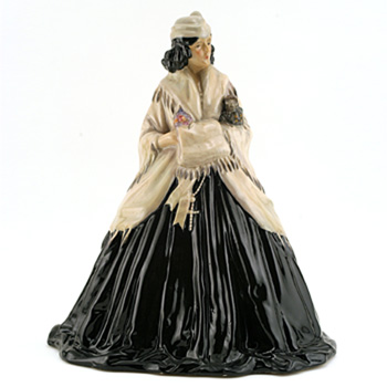 Doris Keene as Cavallini HN96 - Royal Doulton Figurine
