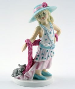 Dressing Up CH11 - Royal Doulton Figurine