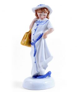Dressing Up HN2964 - Royal Doulton Figurine