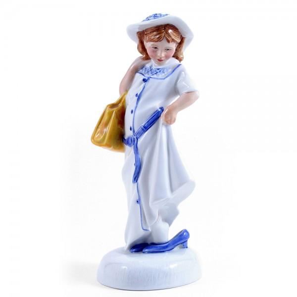 Dressing Up HN2964 - Royal Doulton Figurine