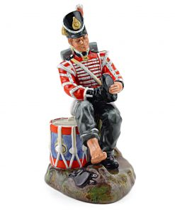 Drummer Boy HN2679 - Royal Doulton Figurine