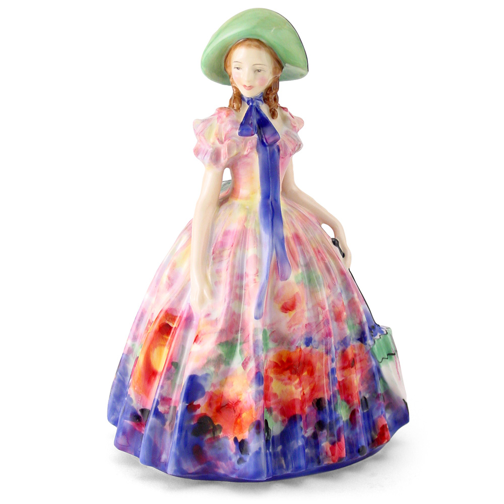 Easter Day HN2039 - Royal Doulton Figurine