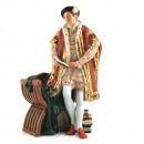 Edward VI HN4263 - Royal Doulton Figurine