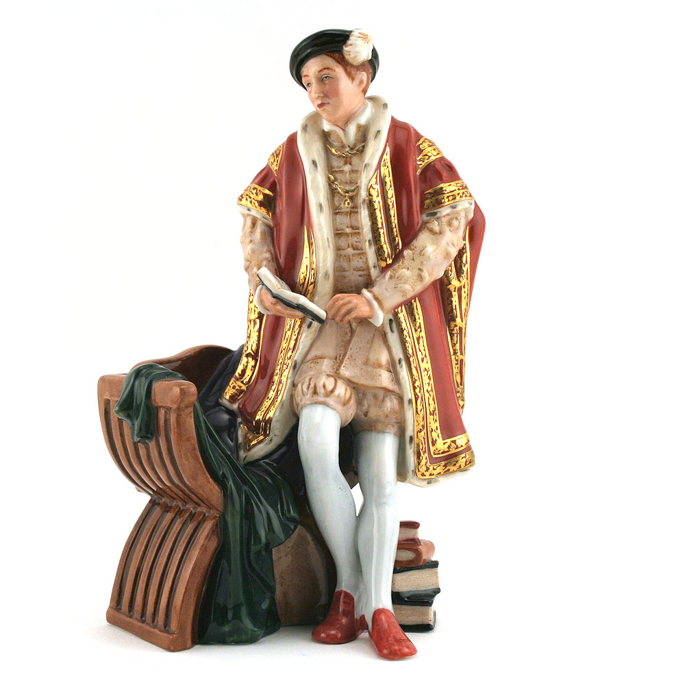 Edward VI HN4263 - Royal Doulton Figurine
