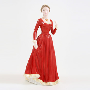 Eileen HN4730 Colorways - Royal Doulton Figurine