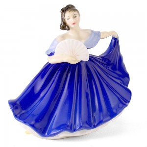Elaine HN3214 - Mini - Royal Doulton Figurine
