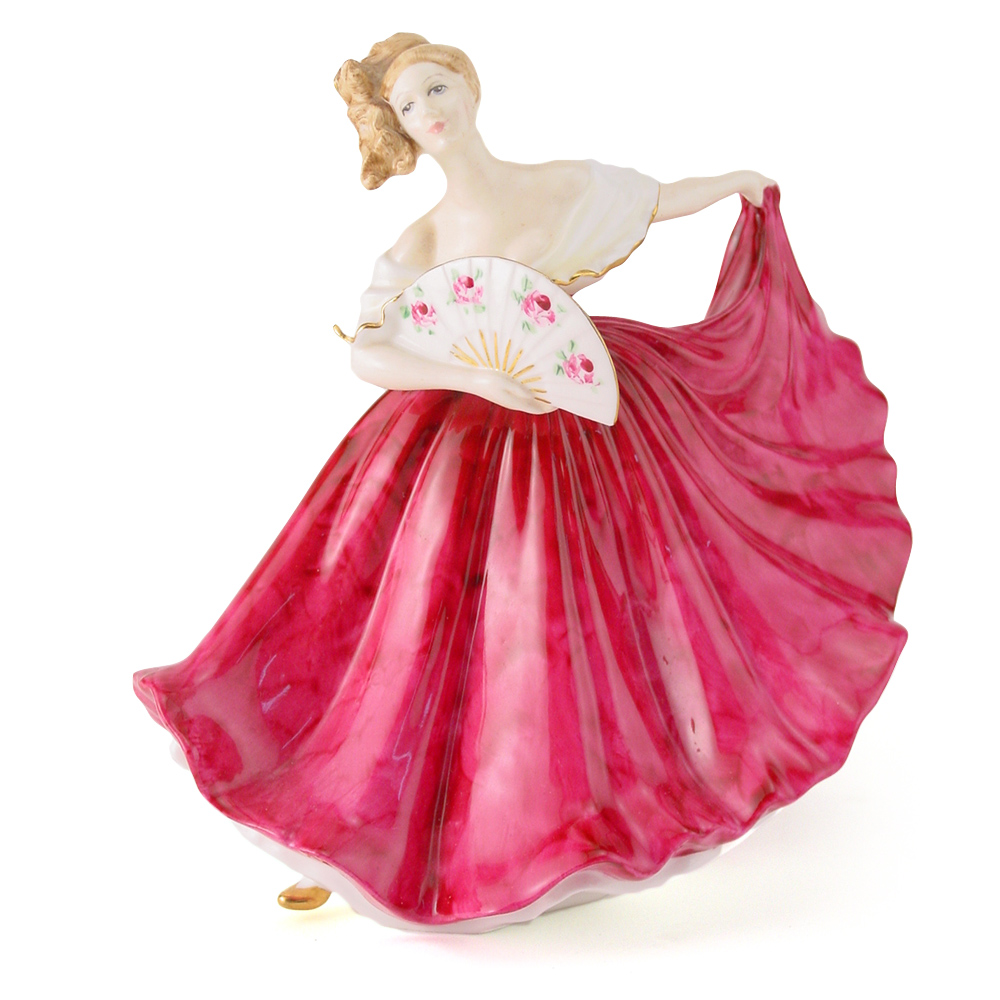 Elaine HN3741 - Royal Doulton Figurine