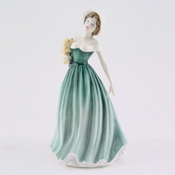 Eleanor HN4463 - New Retired - Royal Doulton Figurine