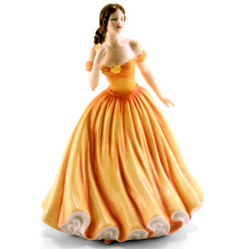 Elizabeth HN4426 (Factory Sample) - Royal Doulton Figurine
