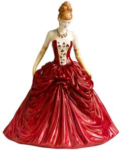 Elizabeth HN5154 - Royal Doulton Figurine