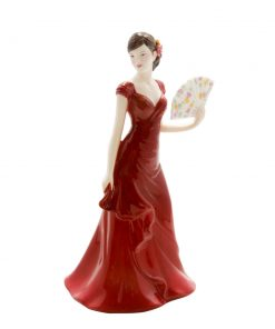 Ellen HN5419 - 2010 CCC Exclusive - Royal Doulton Figurine