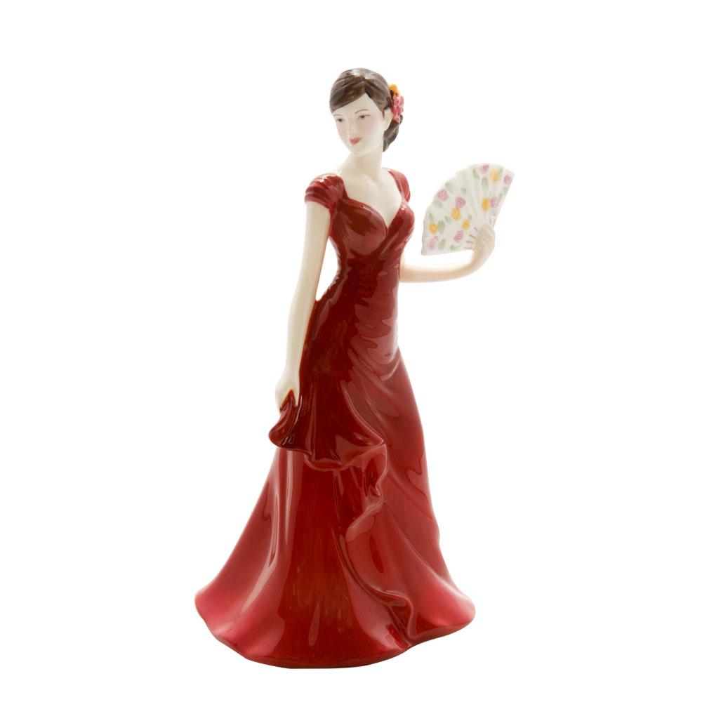 Ellen HN5419 - 2010 CCC Exclusive - Royal Doulton Figurine