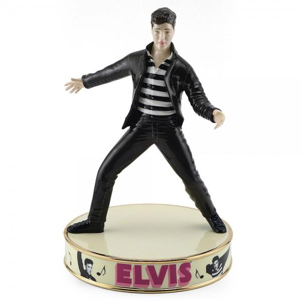 Elvis Jailhouse Rock EP1 - Royal Doulton Figurine
