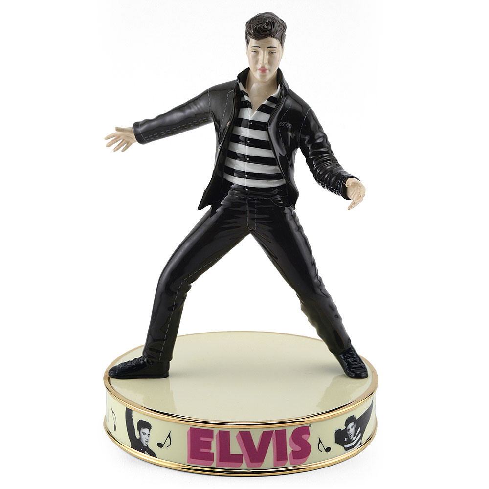 Elvis Jailhouse Rock EP1 - Royal Doulton Figurine