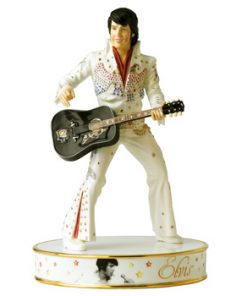 Elvis Vegas EP3 - Royal Doulton Figurine