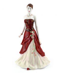 Emily HN4817 - Royal Doulton Figurine