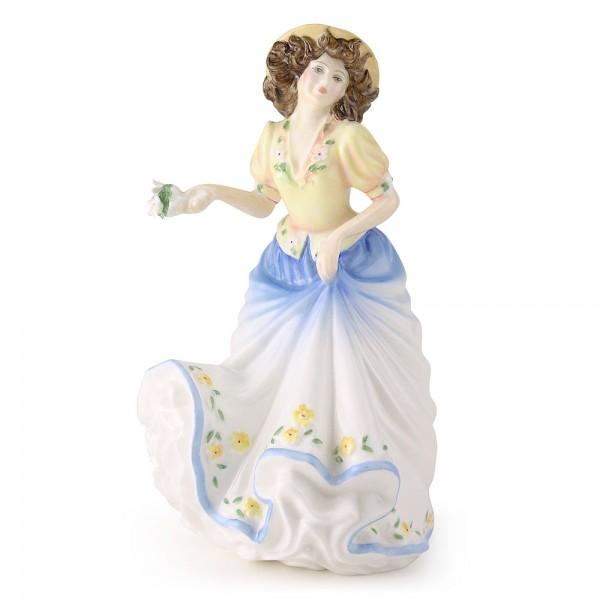 Emily HN3688 - Royal Doulton Figurine