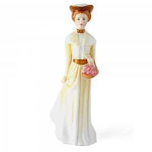 Emily in Autumn HN3004 - Royal Doulton Figurine