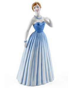 Enchanted Evening HN4726 Colorway - Royal Doulton Figurine