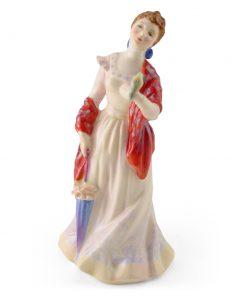 Esmerelda HN2168 - Royal Doulton Figurine