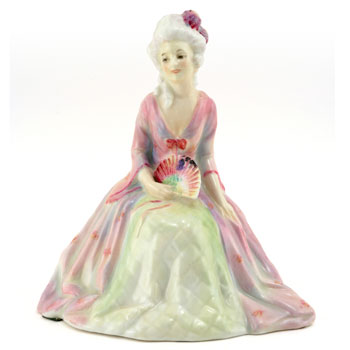 Eugene Hn1520 Royal Doulton Figurine Seaway China Company