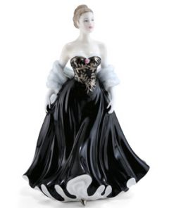 Evening Elegance HN4789 (Factory Sample) - Royal Doulton Figurine