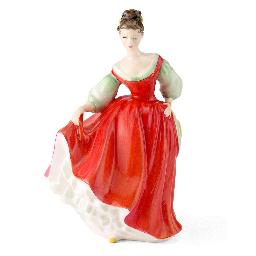 Fair Lady HN2832 - Royal Doulton Figurine