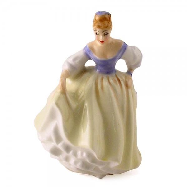 Fair Lady HN3216 - Mini - Royal Doulton Figurine