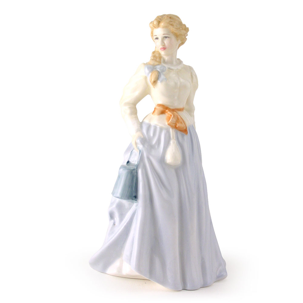 Fair Maid HN4222 - Royal Doulton Figurine