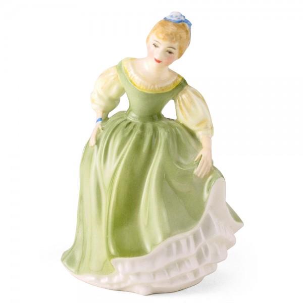 Fair Maiden HN2211 - Royal Doulton Figurine