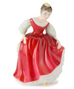 Fair Maiden HN2434 - Royal Doulton Figurine