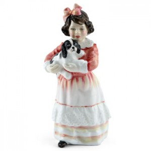 Faithful Friend HN3696 - Royal Doulton Figurine