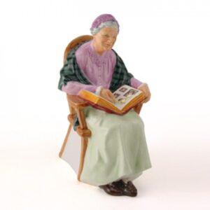 Family Album HN2321 - Royal Doulton Figurine
