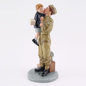 Farewell Daddy HN4363 - Royal Doulton Figurine