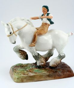 Farmers Boy HN2520 - Royal Doulton Figurine