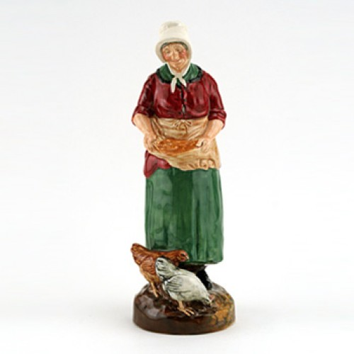 Farmers Wife HN2069 - Royal Doulton Figurine