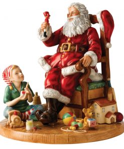 Father Christmas 2011 HN5436 - Royal Doulton Figurine