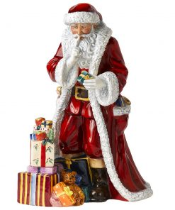 Father Christmas Classic HN5367 - Royal Doulton Figurine