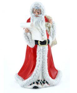 Father Christmas HN3399 - Royal Doulton Figurine