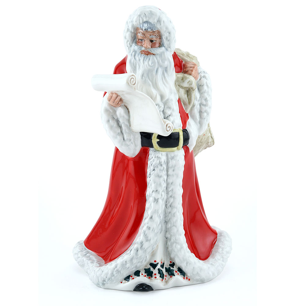 Father Christmas HN3399 - Royal Doulton Figurine